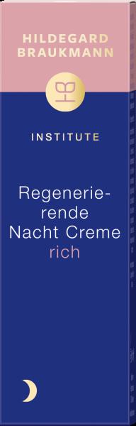 Regenerierende Nacht Creme rich - Pro Ager