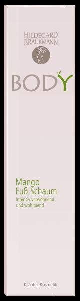 Mango Fuß Schaum
