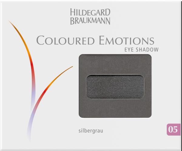 Eye Shadow silbergrau 05