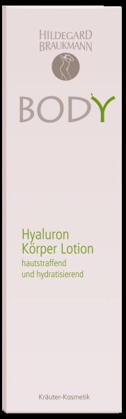 Hyaluron Körper Lotion