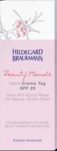 Hand Creme Tag SPF 20