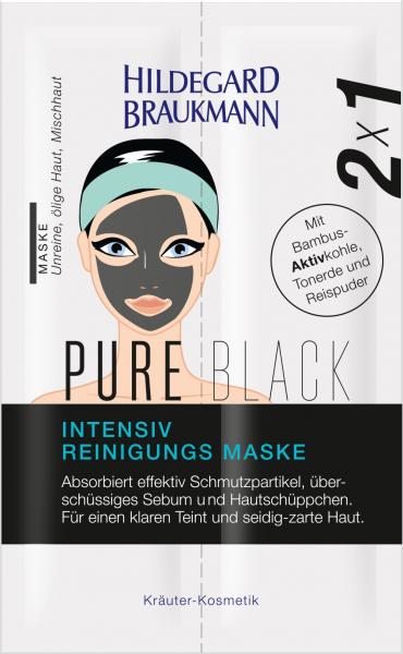 Pure Black Intensiv Reinigungs Maske