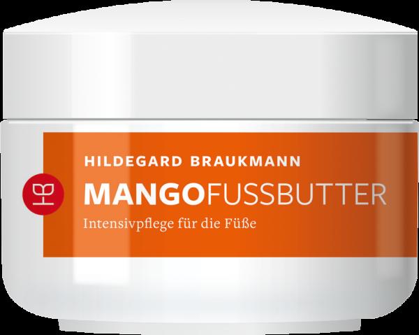 Mango Fussbutter