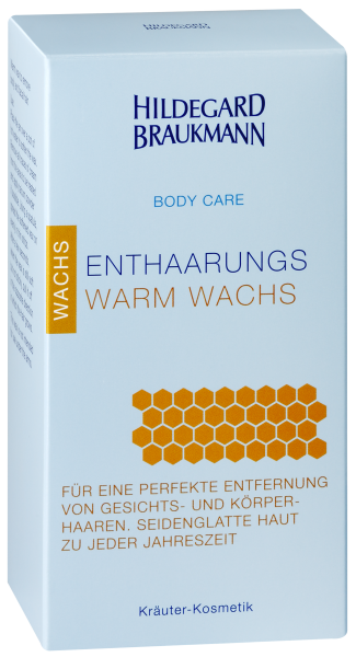 Enthaarungs Warm Wachs