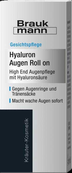 Hyaluron Augen Roll on
