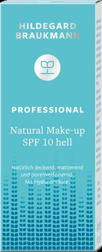 Natural Make-up SPF 10 hell