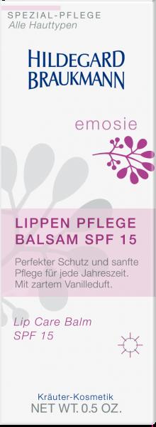 Lippen Pflege Balsam SPF 15