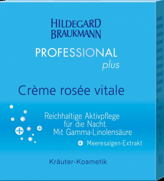 Crème rosée vitale