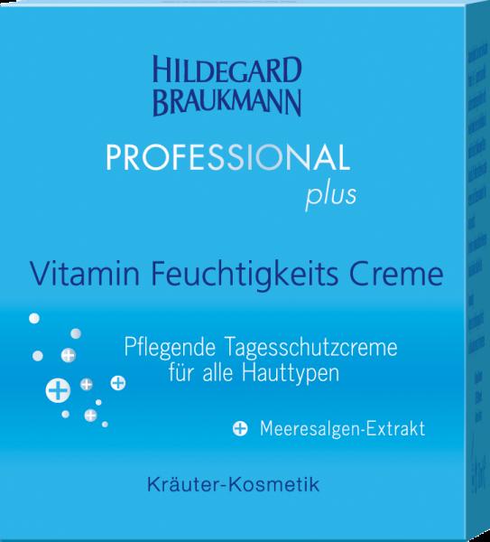 Vitamin Feuchtigkeits Creme