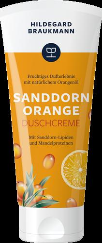 Sanddorn Orange Duschcreme
