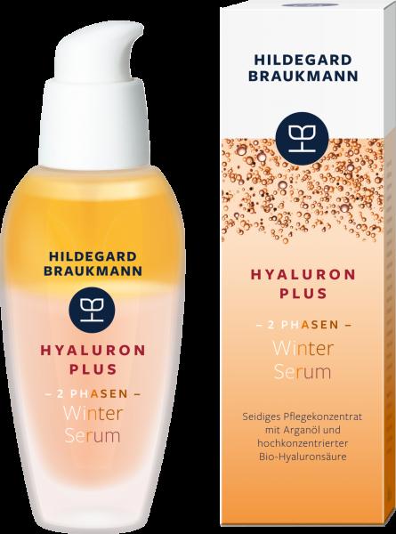 Hyaluron Plus 2-Phasen Winter Serum