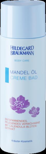 Mandel Öl Creme Bad