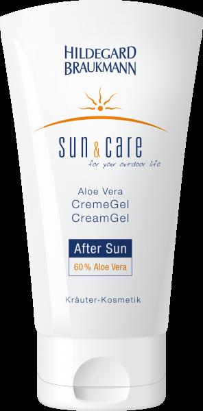 Aloe Vera CremeGel After Sun