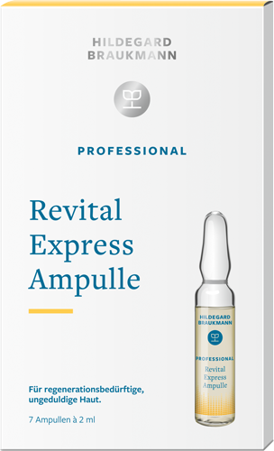 Revital Express Ampulle