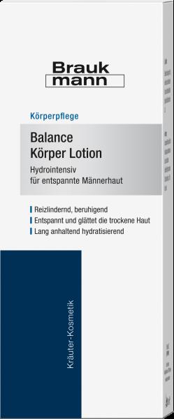 Balance Körper Lotion