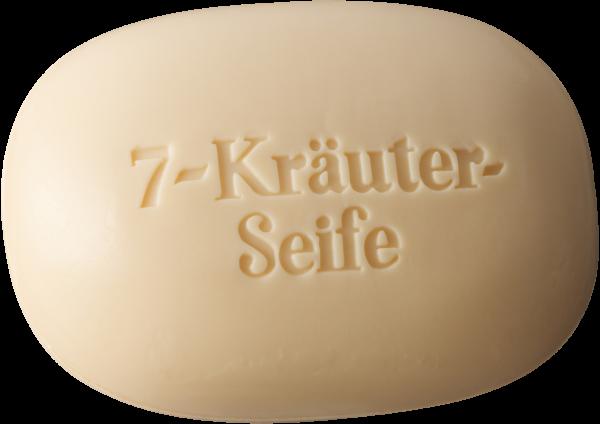 7 Kräuter Seife