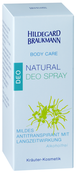 Natural Deo Spray