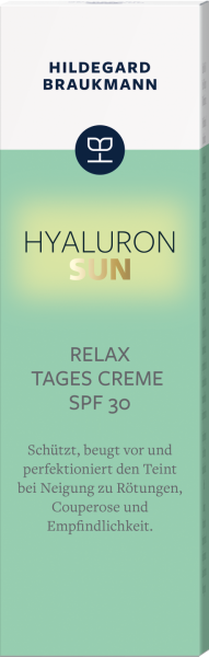 Hyaluron Sun Relax Tages Creme SPF 30