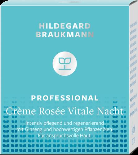 Crème Rosée Vitale Nacht