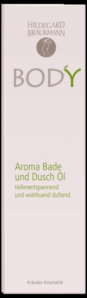 Aroma Bade und Dusch Öl