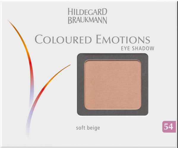 Eye Shadow soft beige 54