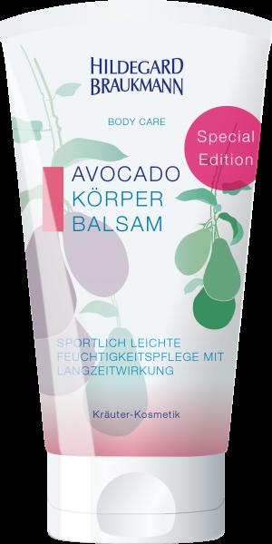 Avocado Körper Balsam 150 ml Special Edition