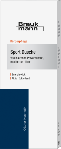 Sport Dusche