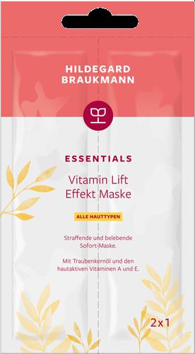 Vitamin Lift Effekt Maske