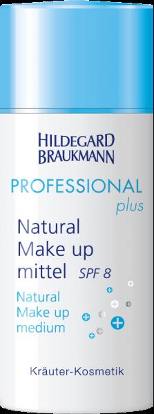 Natural Make up SPF 8 mittel